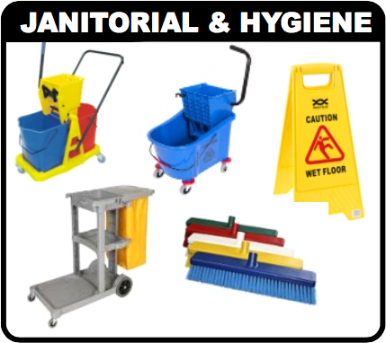 Janitorial And Hygiene Chemicals